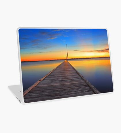 Como Jetty - Western Australia  Laptop Skin