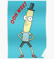 Mr. Poopy Butthole, Ooh Wee! Poster