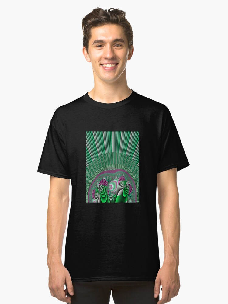 Alternate view of A Burst of Spring Classic T-Shirt