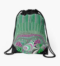 A Burst of Spring Drawstring Bag