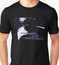 Tears in Rain Unisex T-Shirt