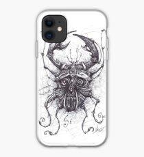 Scarabaeus Steampunk Mortem 0.3 Coque et skin adhésive iPhone