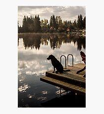 The Dock Photographic Print