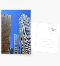 Toronto Downtown Buildings Postcards
