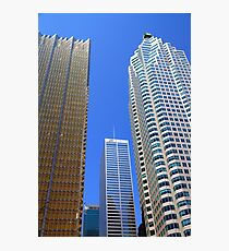 Toronto Downtown Buildings Photographic Print