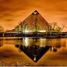 memphis tennessee pyramid arena by ALEX GRICHENKO
