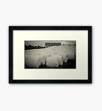 Countryside Framed Print