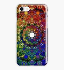 Mandala 46 T-Shirts, Hoodies and Stickers and cases - Jim Gogarty iPhone 8 Case