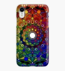 Mandala 46 T-Shirts, Hoodies and Stickers and cases - Jim Gogarty iPhone XR Case
