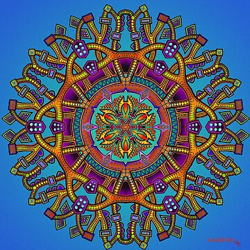 Mandala 55 - Jim Gogarty by mandala-jim