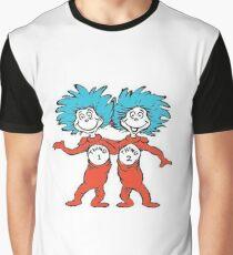 THING 1 THING 2 Graphic T-Shirt