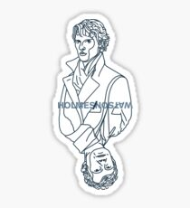 Consulting Detectives Sticker
