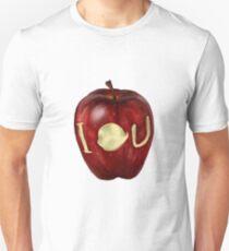 Moriarty IOU apple- BBC Sherlock Unisex T-Shirt