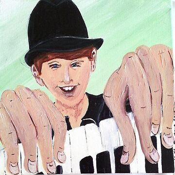 Clancy Long Fingers by kathyduronio