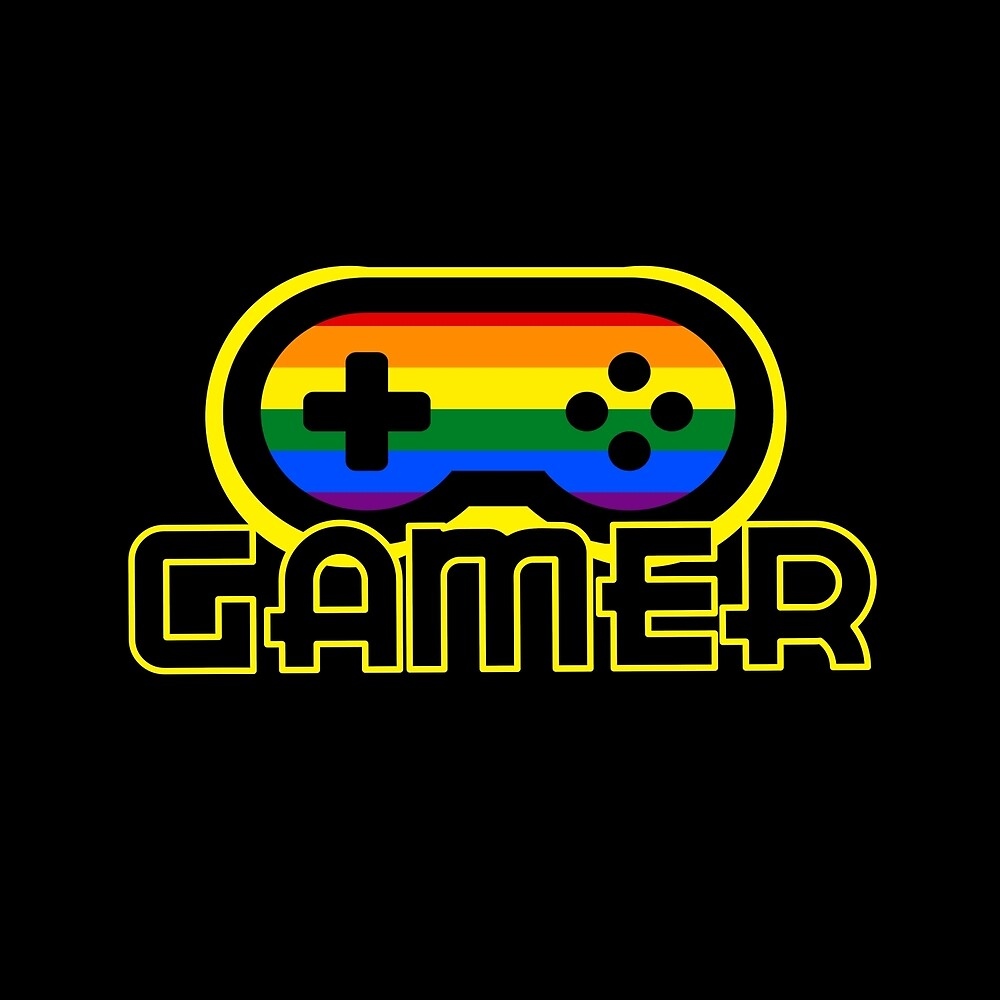 Rainbow Gamer by umeimages