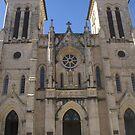 San Antonio Plaza by billiebowler