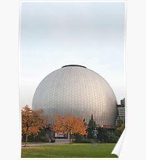 The Zeiss Planetarium, Berlin Poster