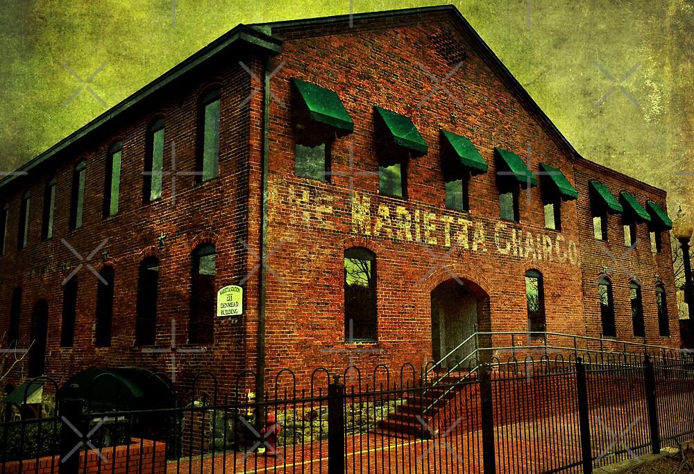 The Marietta Chair Company by Scott Mitchell