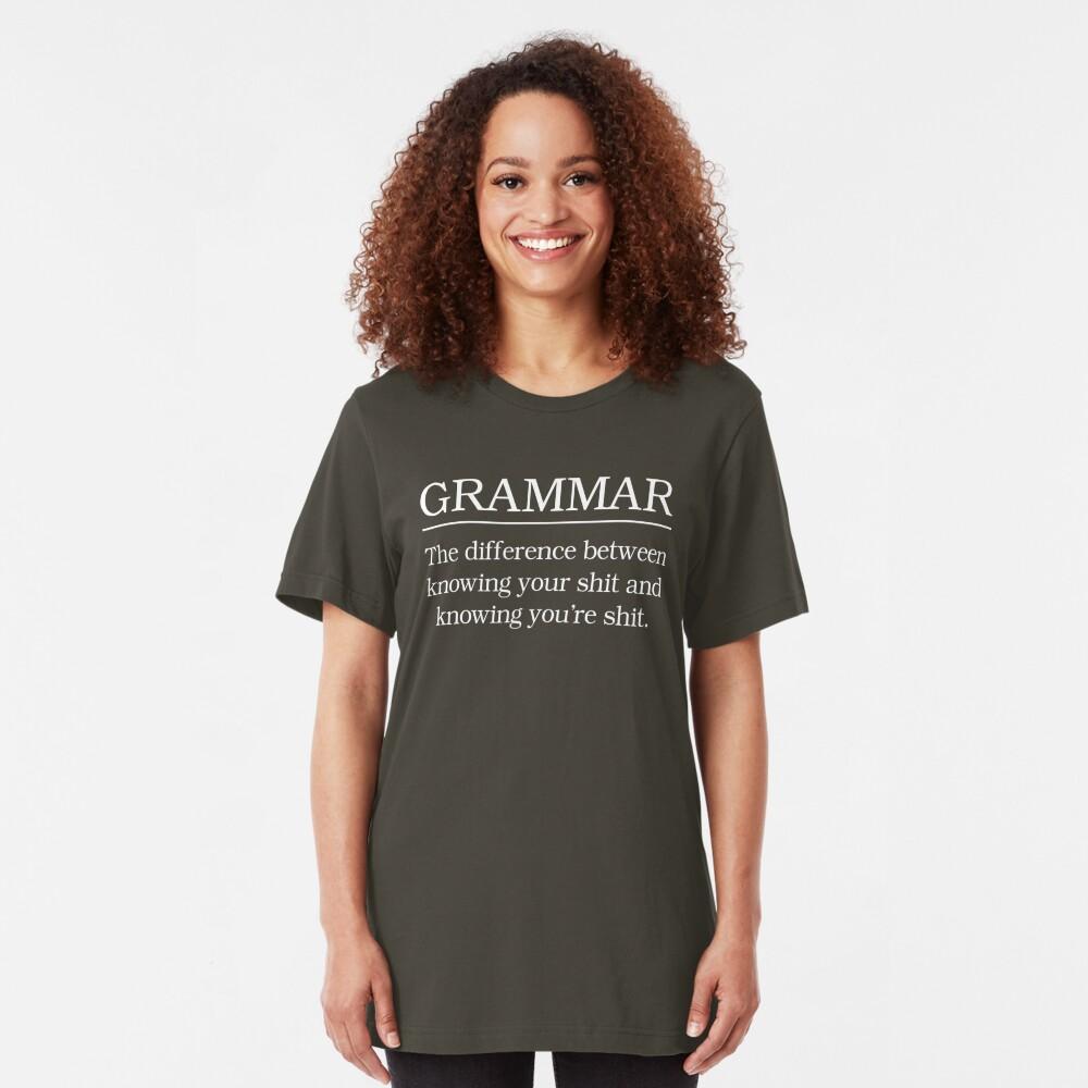 print on demand - grammar