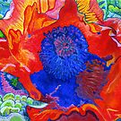 Japanese Poppy No.9 by Morgan Ralston
