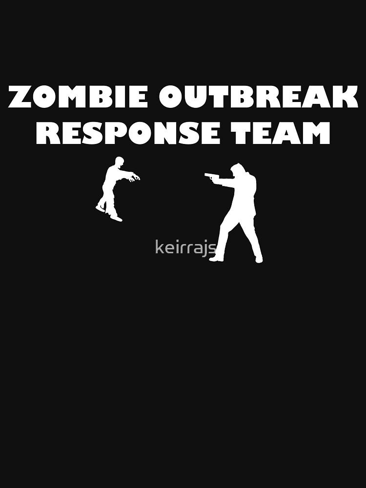 Zombie Outbreak Response Team by keirrajs