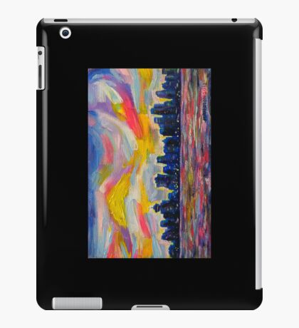 An Evening In Vancouver iPad Case/Skin