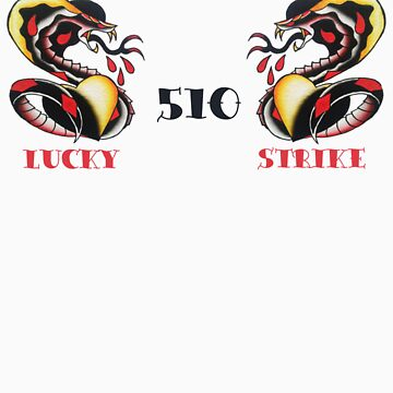 510 - Lucky Strike by BonyHomi