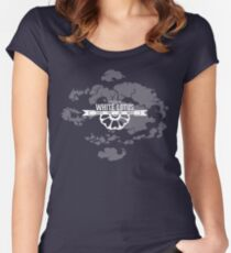 Order of the White Lotus Women's Fitted Scoop T-Shirt