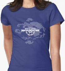 Order of the White Lotus Womens Fitted T-Shirt