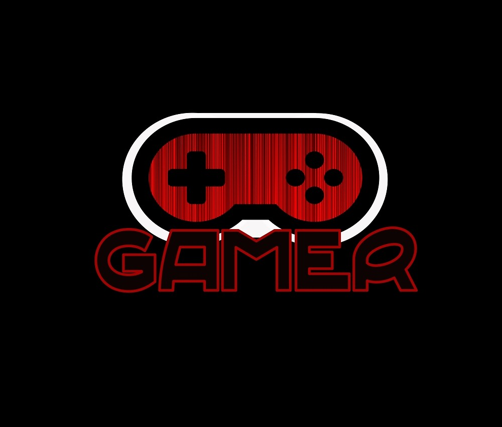 Red GAMER by umeimages