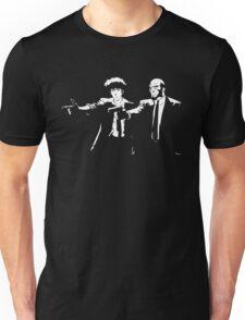 Pulp Cowboy Unisex T-Shirt