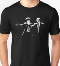 Pulp Cowboy Slim Fit T-Shirt