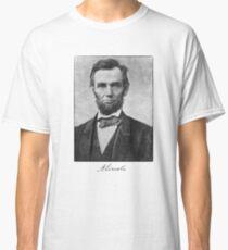 Abraham Lincoln Classic T-Shirt