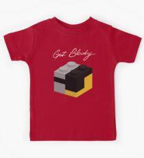 Get Blocky Kids Tee