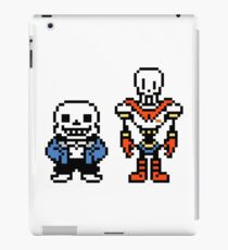 Undertale - Sans and Papyrus iPad Case/Skin