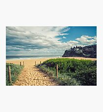 Stanwell Park Beach Photographic Print