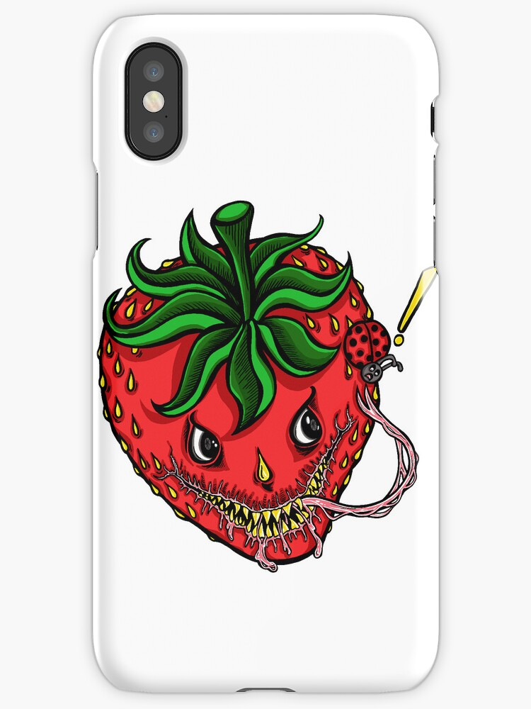 Sinister Strawberry by Ameda