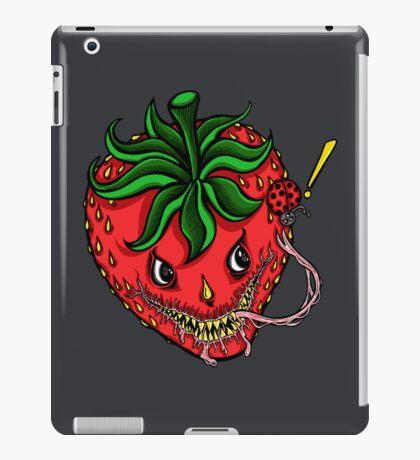 Sinister Strawberry iPad Case/Skin