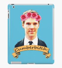 Cumberbitch ipad case iPad Case/Skin