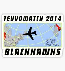 TeuvoWatch 2014 Sticker