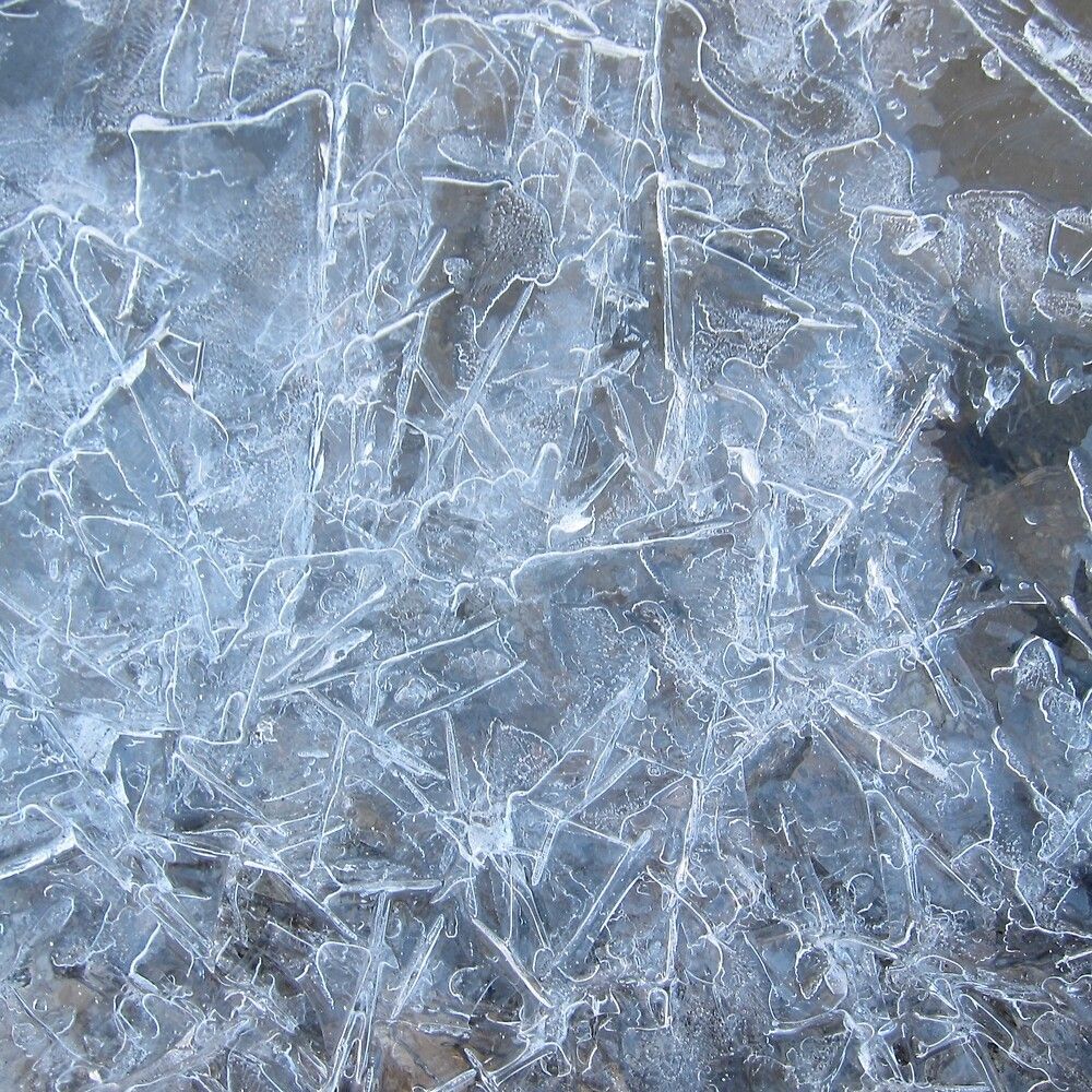 WATERY ICE SHEETS by johnhunternance