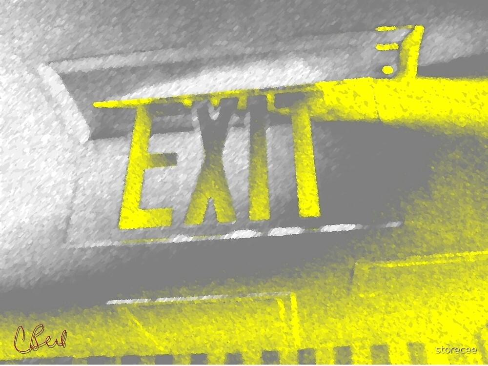 Exit by storecee