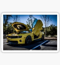Transformers BumbleBee Sticker
