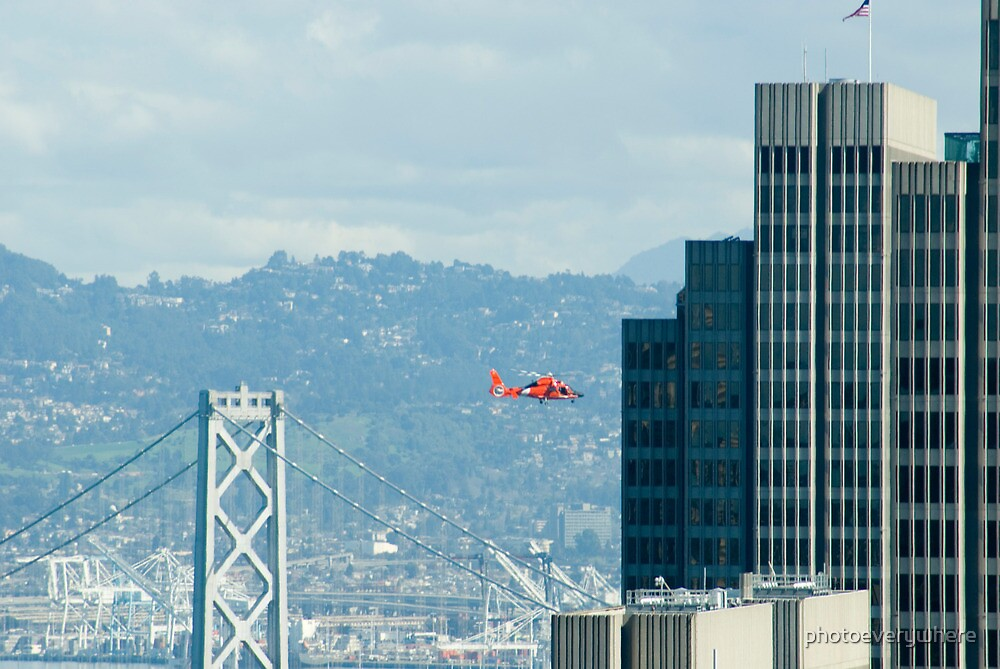 bay bridge scenic flight by photoeverywhere