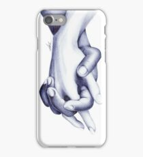 Forbidden love iPhone Case/Skin