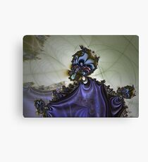 Storm Wizard Canvas Print