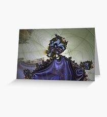 Storm Wizard Greeting Card