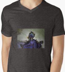 Storm Wizard Mens V-Neck T-Shirt