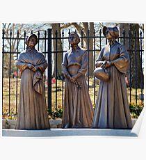 The Ladies Three Poster