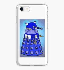 Dalek Tardis iPhone Case/Skin